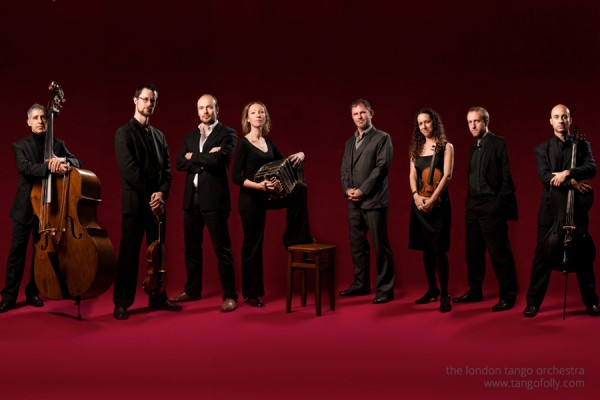 A tanda with The London Tango Orchestra