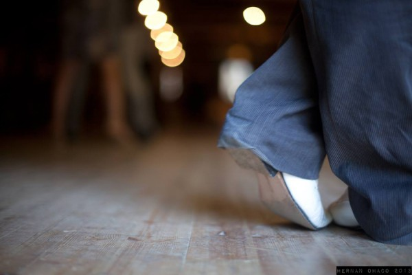 Why dancers lose interest in improving their skill