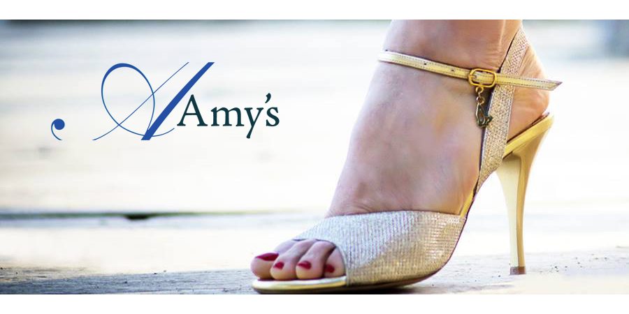 Tango Seller Shop, Social Dancer: Amy's