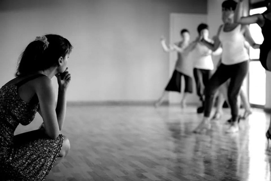 Tango Story: Why we suffer when learning tango