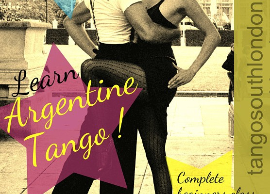 Argentine Tango Absolute Beginners Taster Day