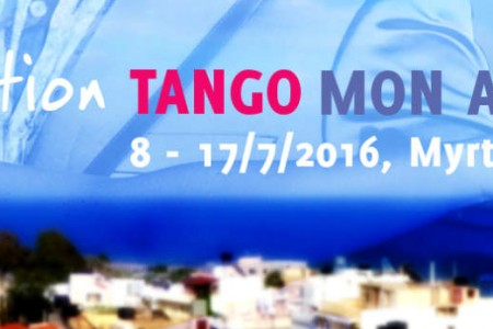 Tango Holiday Event: Vacation Tango Mon Amour on Crete