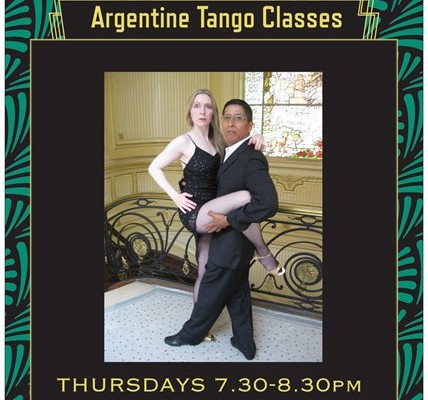 Thursday Tango Drop-In At Chelsea Sports Centre