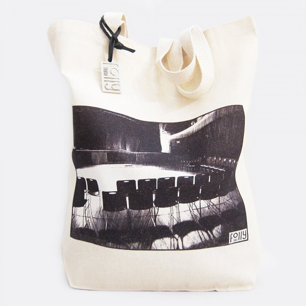 Canvas Tote Bag Dancefloor