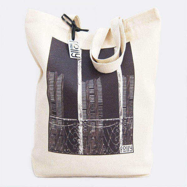 Canvas Tote Bag Montevideo