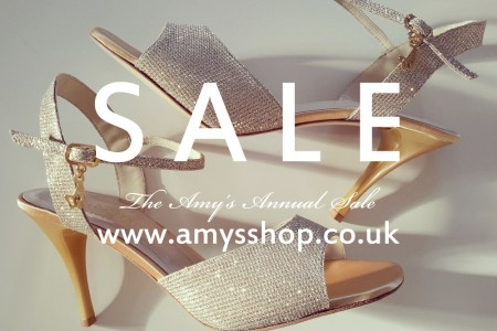 Tango Story: Shoes Annual Sale