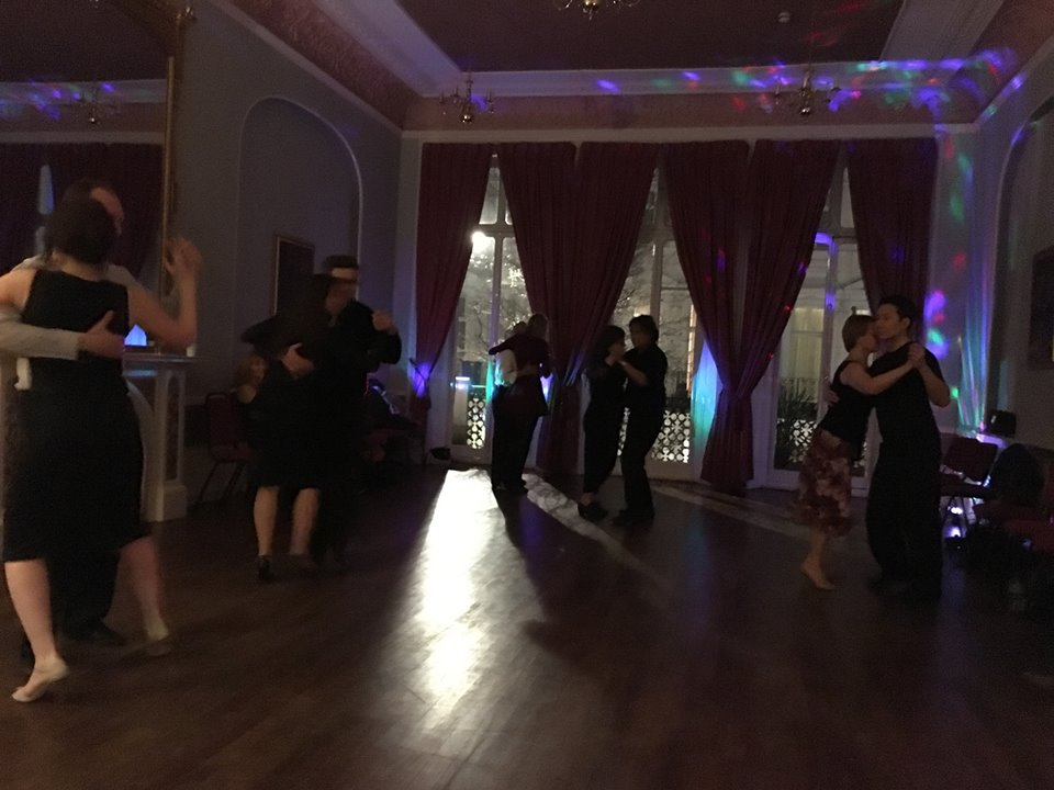 Mi refugio milonga at 72qt in bayswater w2 tangofolly for 72 queensborough terrace london