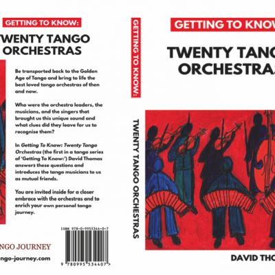 Books For Sale: Getting To Know: Twenty Tango Orchestras