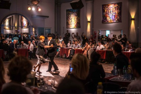 Tango Story: Moments by a Tango Photographer: Salon Canning Moment In Time