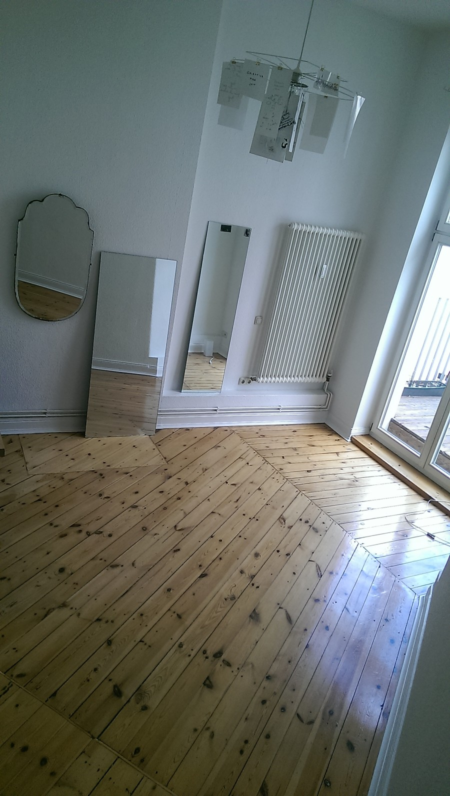 Floorspace in Private Room