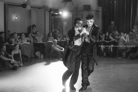 Tango Story: Moments by a Tango Photographer: Explosion of personality!