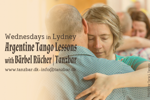 Wednesday Tango Classes & Practica in Lydney – 3rd May