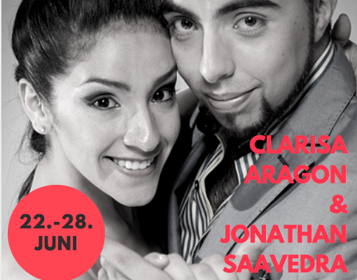 Workshops with Clarisa Aragón and Jonathan Saavedra. The Tango Salon Champions 2015