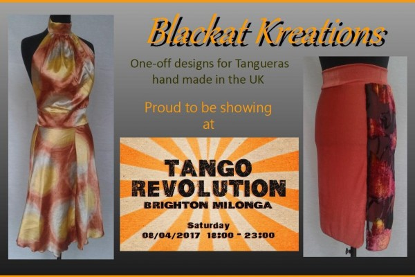 Pop-Up Shop at Tango Revolution Brighton Launch