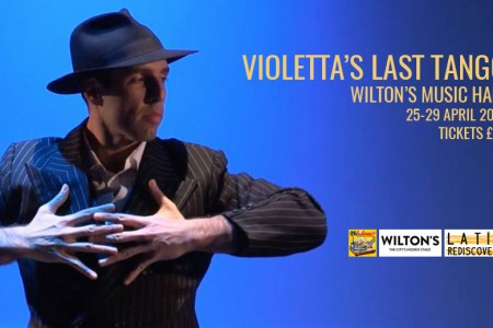 Tango Story: Music, Performances and Photos from Violettas Last Tango