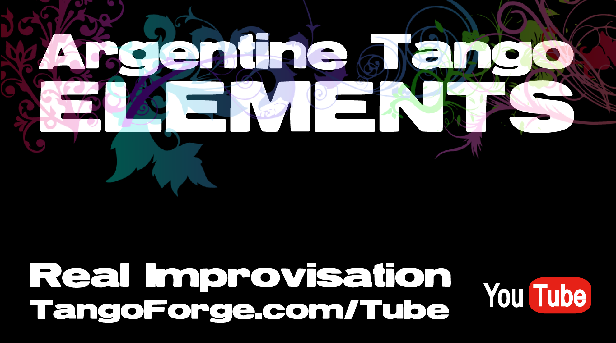 Real Impro: Dancing from the Elements Variations Series in YouTube