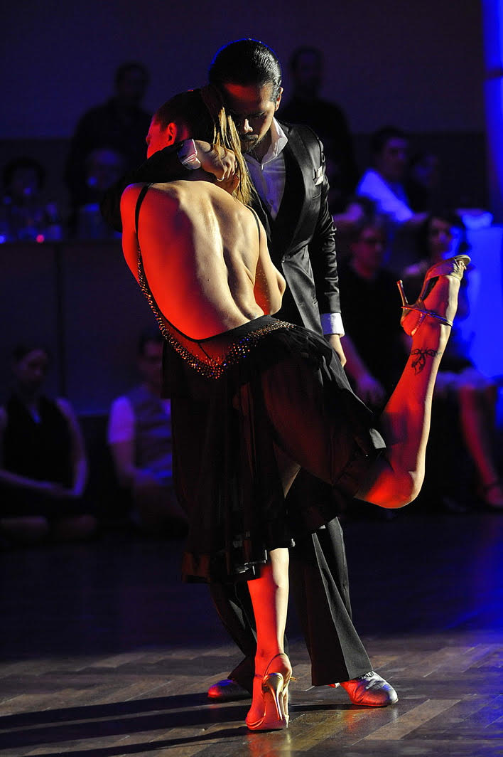 Argentine Tango Weekender: Seminars and Tango Weekend with Sebastian Arce and Mariana Montes