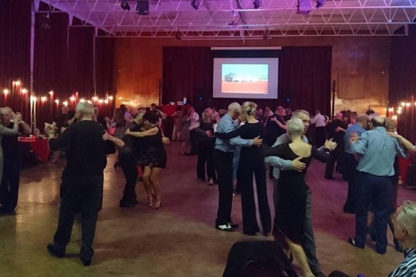 June's monthly Sunday Twilight Milonga in Hatfield – 4pm to 9pm