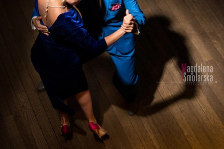 Tango Story: Stefania Colina & Juan-Martin Carrara at Carrablanca by Featured Tango Photographer Magdalena Smolarska