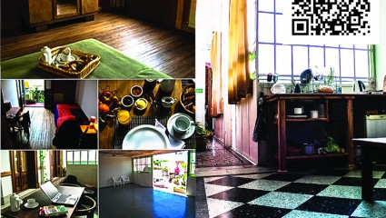 Buenos Aires Open house for you with one double room