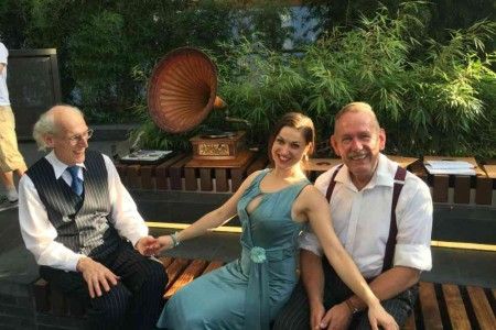 Tango Event: FREE workshop by TangoE14 @ Late Bloom Arts Festival