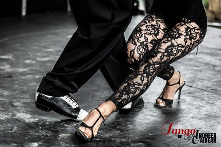 Tango Story: Ivan Arandia & Paula Duarte by Featured Tango Photographer Andreea Văidean