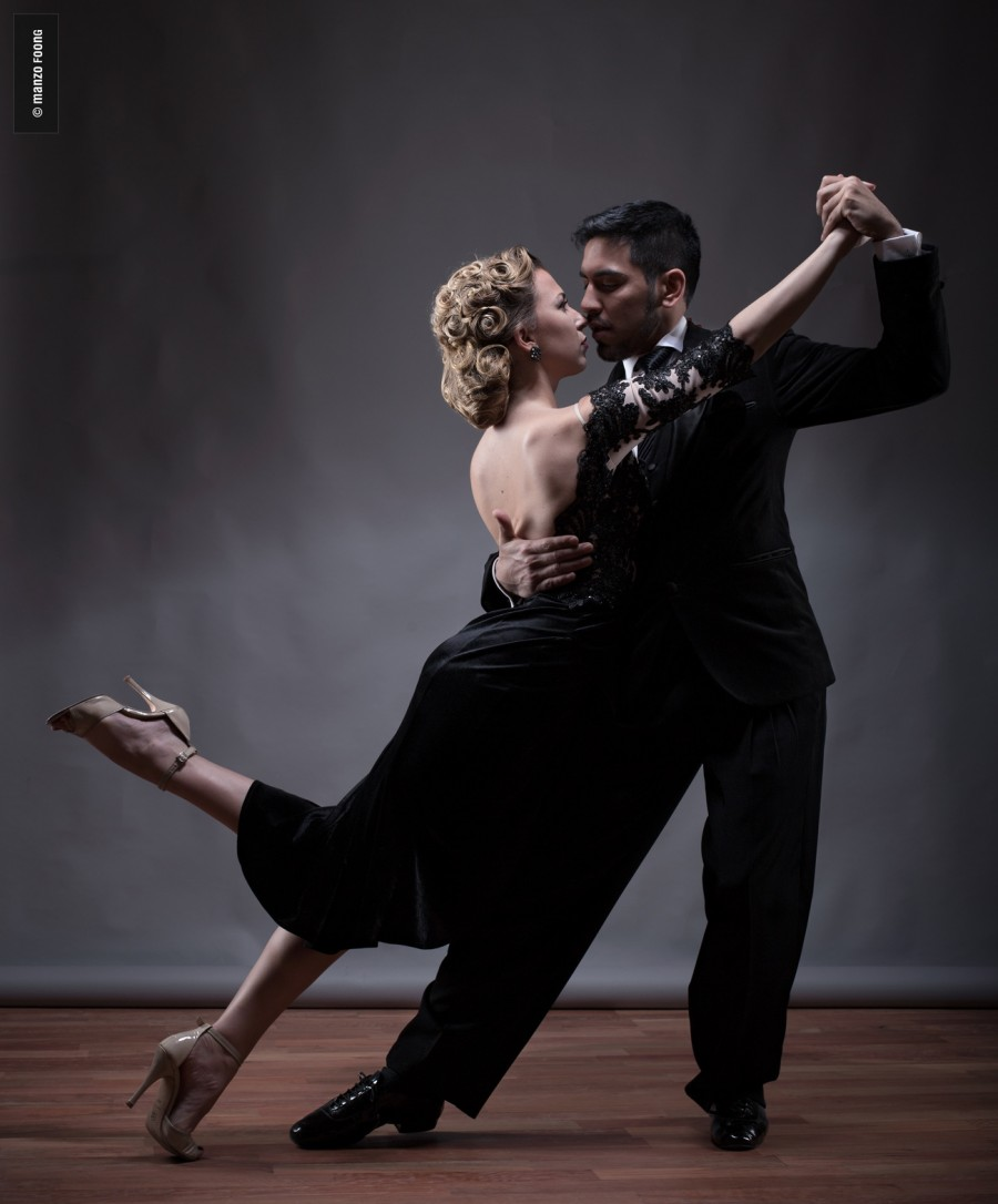 Carla rossi y jose luis salvo argentine tango tangofolly for A puro tango salon canning