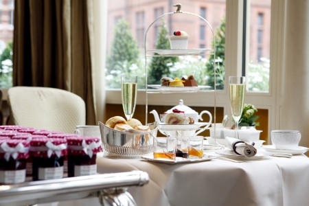 Tango Story: The Connaught's Afternoon Tea