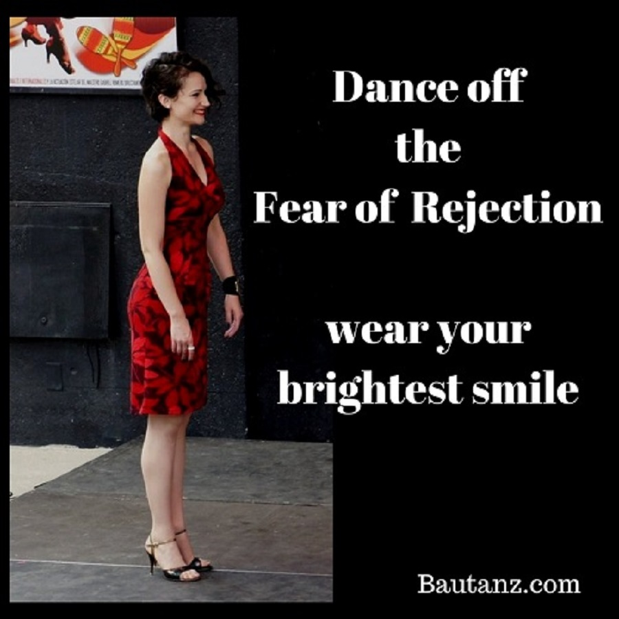 Dance and the fear of Rejection