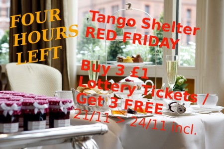 Tango Story: 4 HOURS LEFT ON 4 DAY RED FRIDAY OFFER
