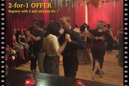 Tango Class Event: Tango Beginner classes @ ANGEL/FARRINGDON