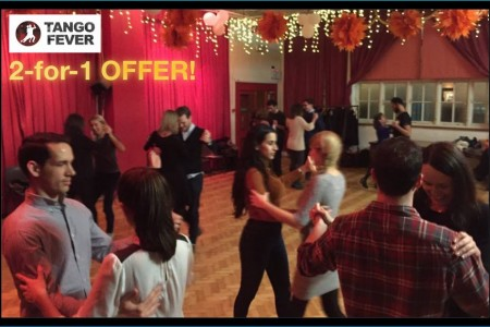 Tango Class Event: Tango Beginner classes @ EUSTON