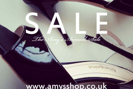 Tango Story: The Amy's Annual Sale