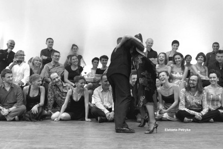 Tango Story: The Audience with Sebastian Achaval & Roxana Suarez by Featured Tango Photographer Elzbieta Petryka