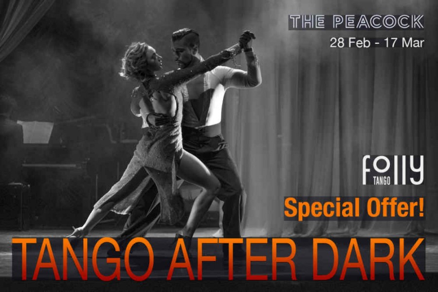 Tango Story: Tango After Dark Special Tangofolly Offer!