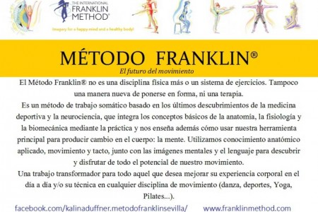 Tango Story: What is the Franklin Method? How can it help me with my tango?