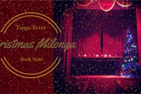 Tango Milonga Event: The Tango-Fever Christmas Party – Milonga