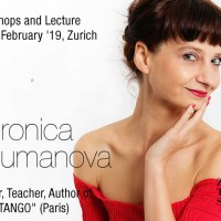Tango Class, Weekender Event: Veronica Toumanova in Zurich, workshops and lecture 16-17.02.19