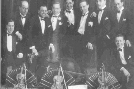 Tango Story: A picture from 1928 and a supergroup hidden behind it