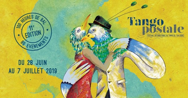 Festival Tangopostale in June! More than a hundred hours of milonga, workshops, orchestras and DJs from all over the world.