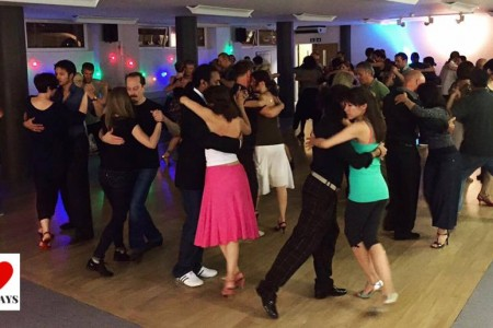 Tango Event: I ❤️ Mondays in Euston