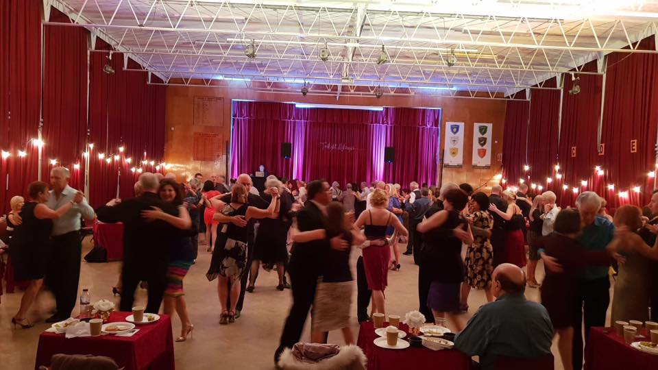 Argentine Tango Milonga: Sunday (monthly) Twilight Milonga – June 23rd 2019