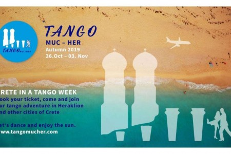 Tango Holiday Event: Crete in a Tango Week! 26 Oct 19 to 03 Nov 19