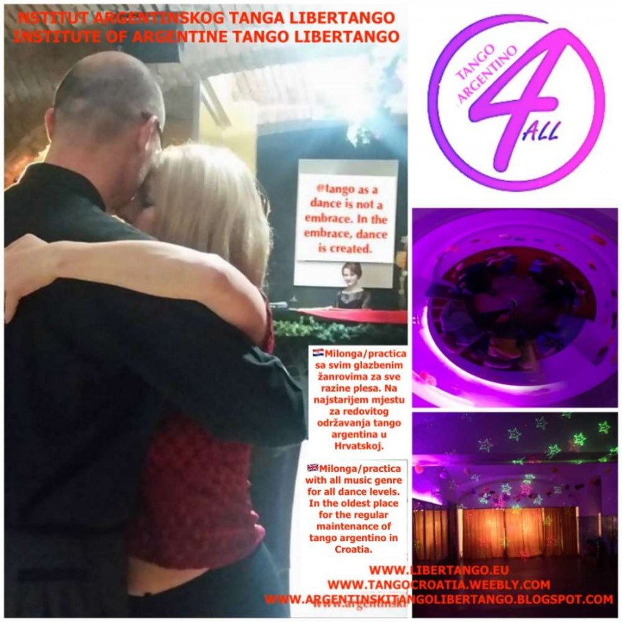 Tango Story: Last minute PracticoLonga – relaxed milonga for all