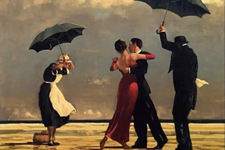 Tango Story: I Can't Stand The Rain