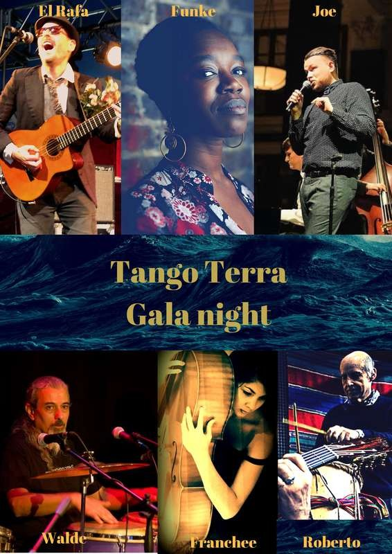 Tango Story: TANGO TERRA GALA NIGHT SATURDAY 2ND NOVEMBER