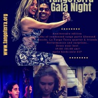 Tango Milonga Event: TANGO TERRA GALA NIGHT SATURDAY 2ND NOVEMBER