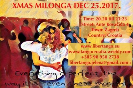 Tango Story: Xmas milonga – for all