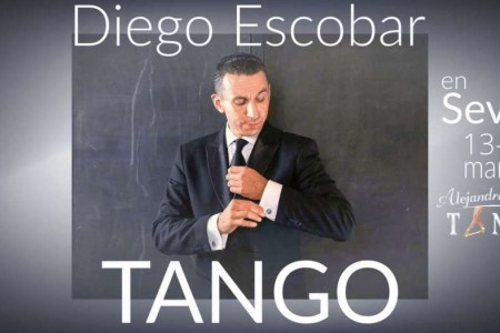 Tango Workshop in Sevilla