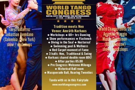 World Tango Congres – Netherlands